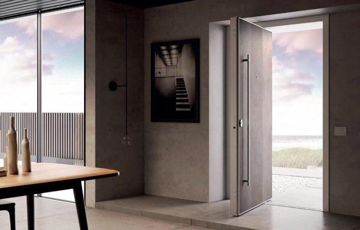 Porte d 39 ingresso tra funzionalit e design for Porte d ingresso