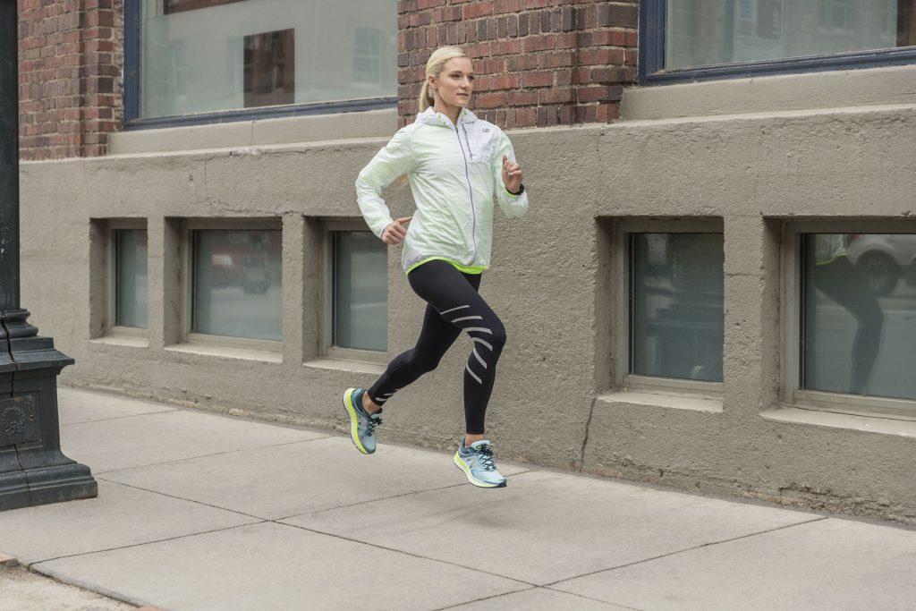Workout perfetto con le sneaker leggere e traspiranti