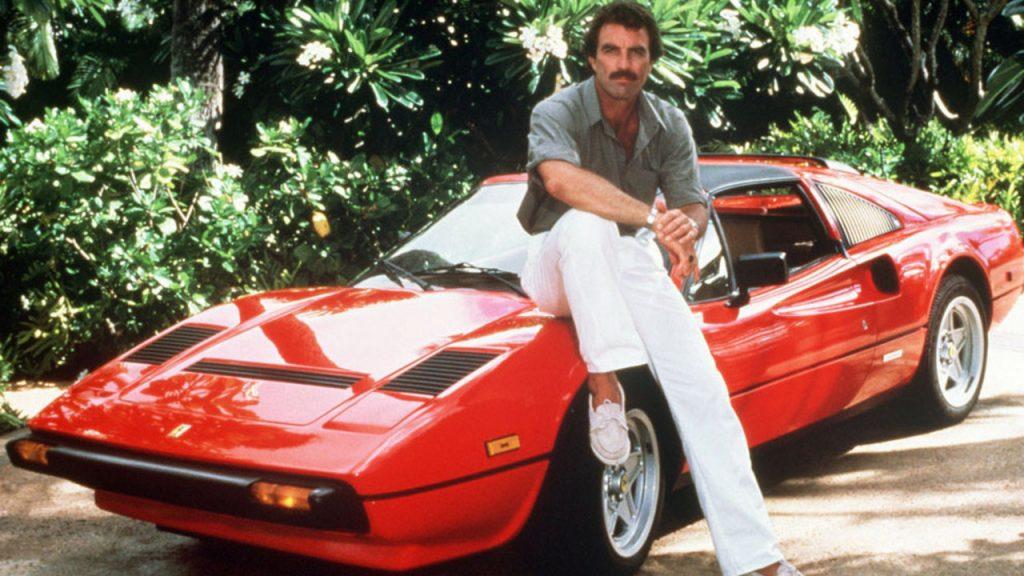 Se la Ferrari di Magnum P.I. va all'asta…