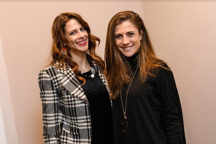 Janet De Nardis e Francesca Valtorta