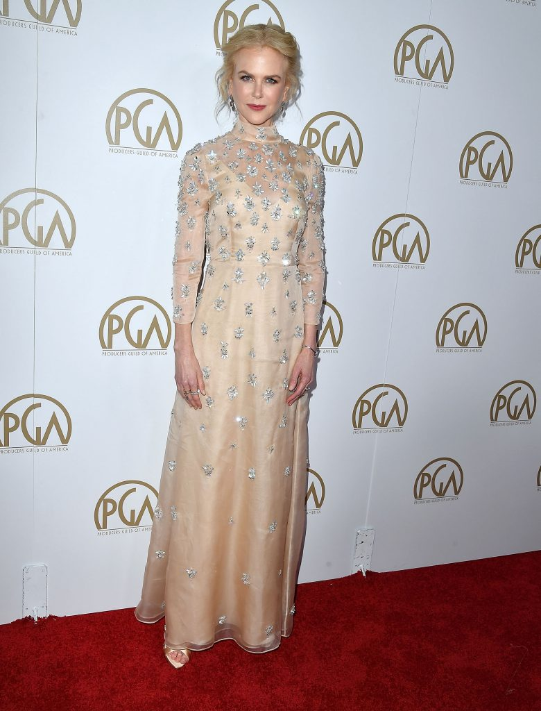 Nicole Kidman in Prada - Photo by Steve Granitz/WireImage