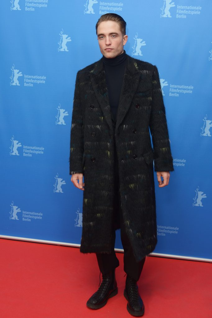 BERLIN, GERMANY - FEBRUARY 14: Actor Robert Pattison attends the 'The Lost City of Z' premiere during the 67th Berlinale International Film Festival Berlin at Zoo Palast on February 14, 2017 in Berlin, Germany. (Photo by Dominique Charriau/WireImage)
