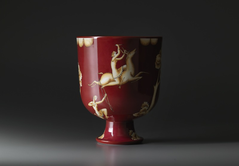 Le porcellane di Carlo Ginori in terra di Livorno