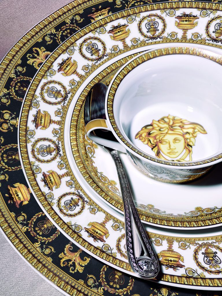 Rosenthal meets Versace - I Love Baroque