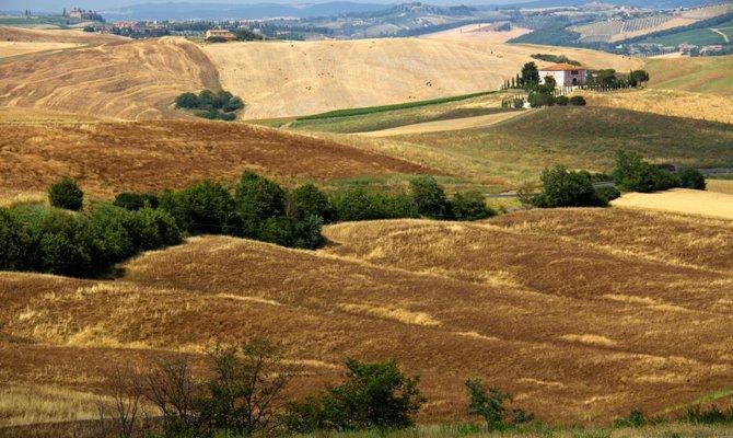 Agriturismi in Italia: Toscana e Val d'Orcia