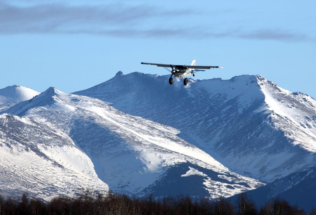 Bush Flying: brivido in volo a Gardaland