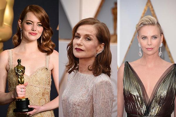 Oscar 2017, gli accessori più belli sfoggiati dalle star
