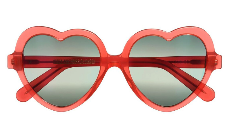 Occhiali rosso passione Cutler and Gross