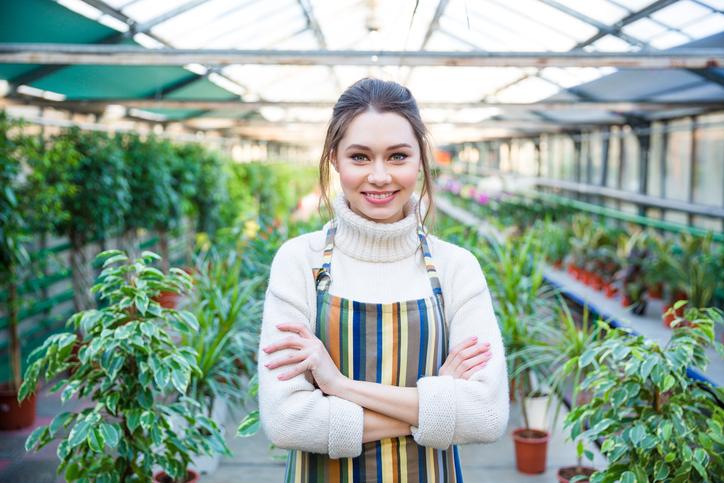 Donne in agricoltura in aumento esponenziale