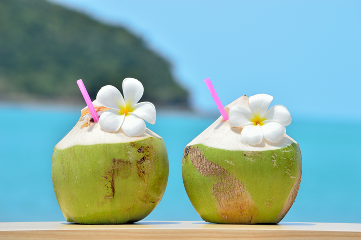 Cocco tropicale