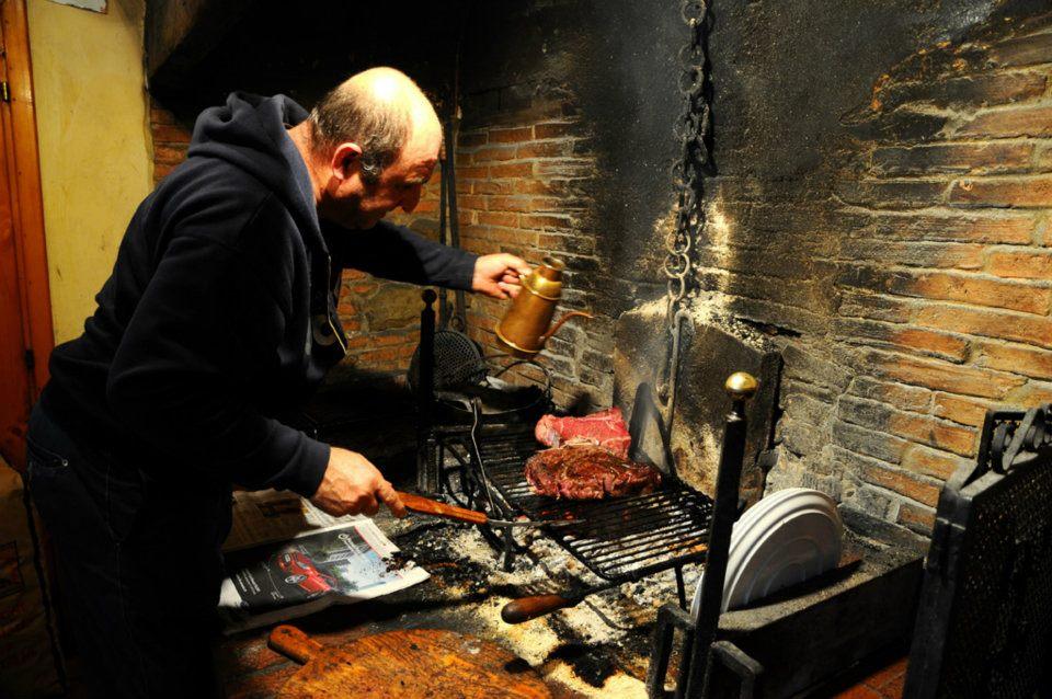 L'Antica Osteria Nandone a Scarperia (Firenze)
