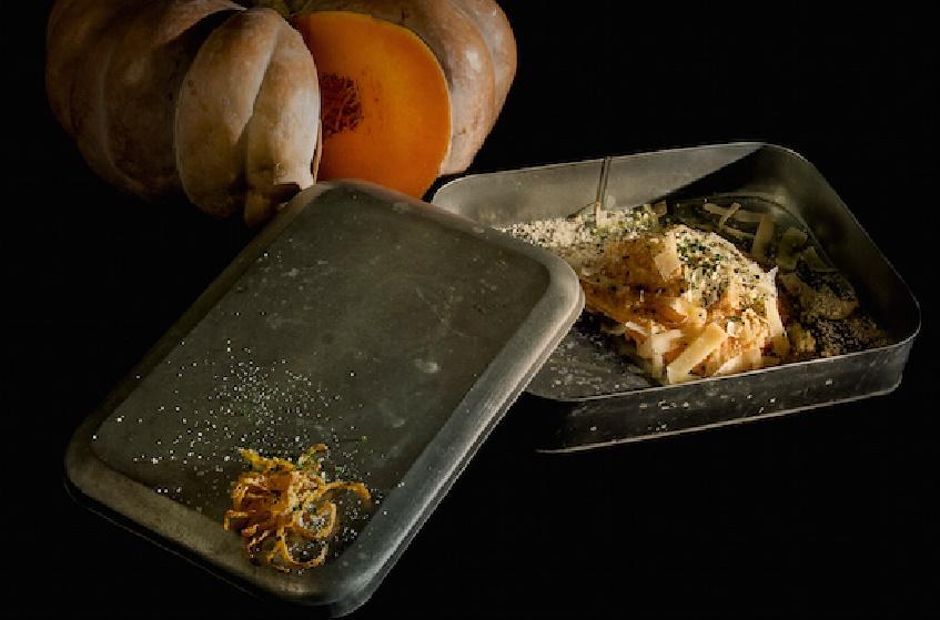 Parmigiana di zucca: una ricetta gustosa e originale