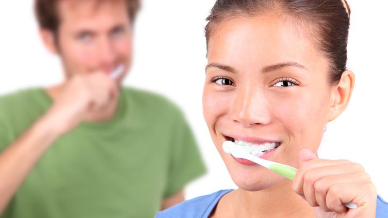 Spazzolino da denti, coppia
