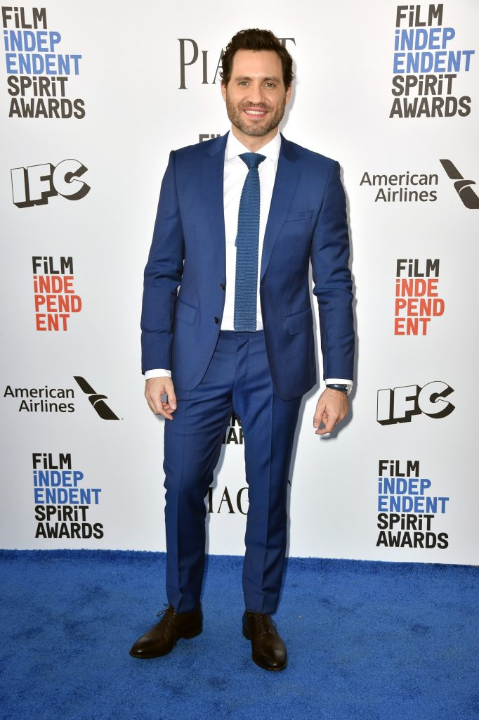 SANTA MONICA, CA - FEBRUARY 25: Actor Edgar Ramirez attends the 2017 Film Independent Spirit Awards at the Santa Monica Pier on February 25, 2017 in Santa Monica, California. (Photo by Frazer Harrison/Getty Images)