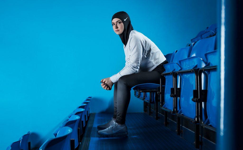Pro Hijab: il velo tecnico per le atlete islamiche