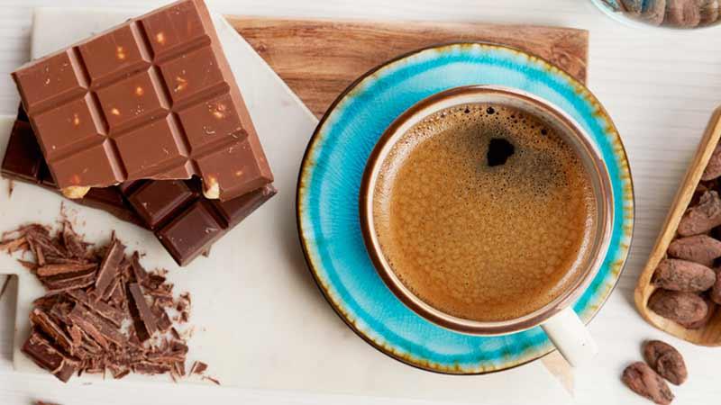 Concentrazione al top con caffè e cioccolata