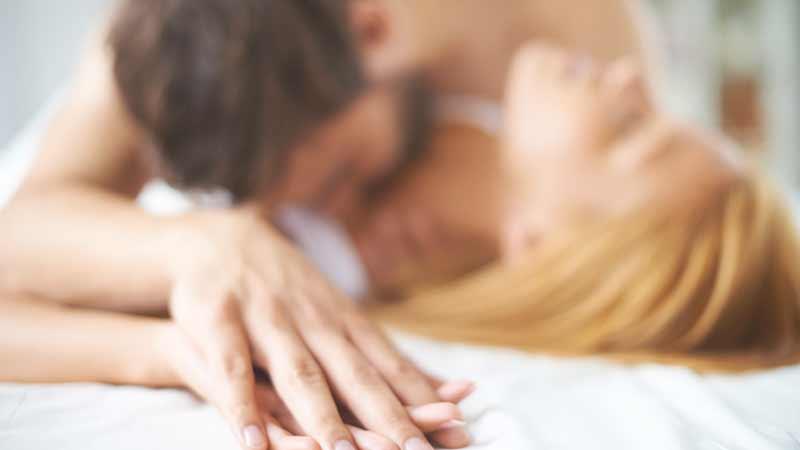 Sesso e salute: l'amore come elisir di lunga vita