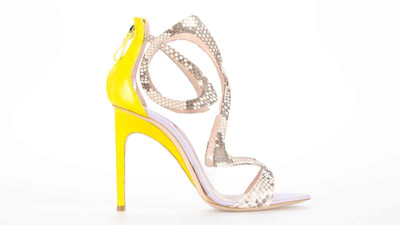 Idee per risplendere Sandalo collezione Primavera/Estate 2017 Damiano Marini
