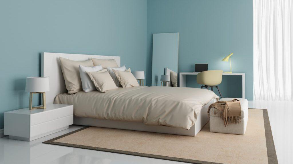 Feng shui in camera da letto per migliorare le relazioni - Feng shui orientamento letto ...