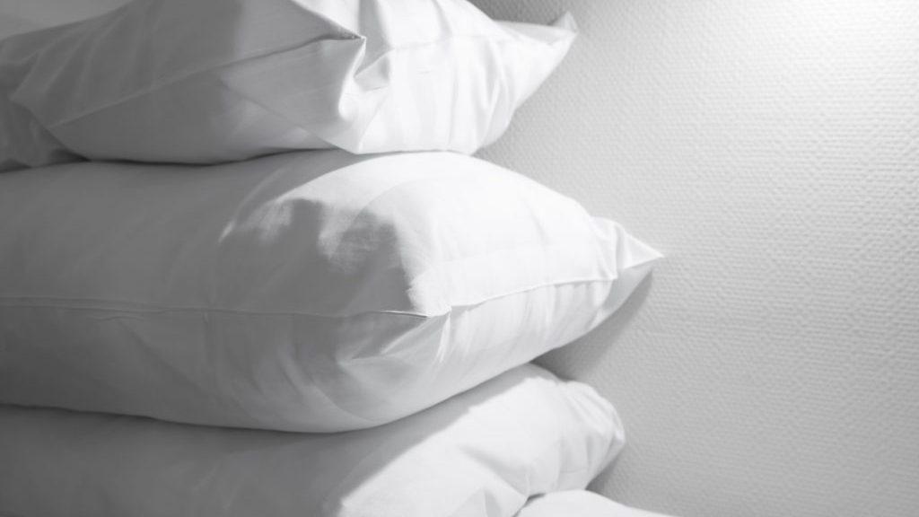lavaggio dei cuscini