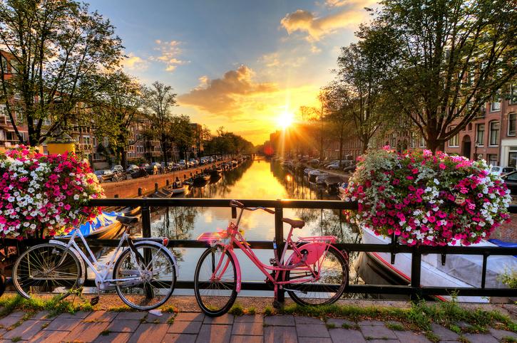 Amsterdam. destinazione top per le vacanze di Pasqua 2017 e la Settimana Santa