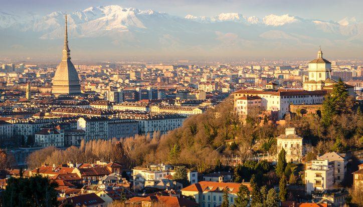 condividere il ristorante, Torino