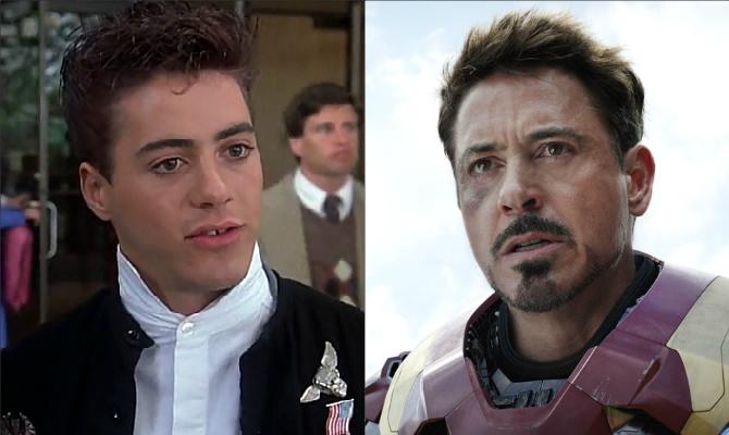 Il cast di Avengers ieri e oggi: come sono cambiati gli attori Marvel