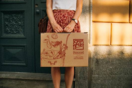 Food Delivery fanceat