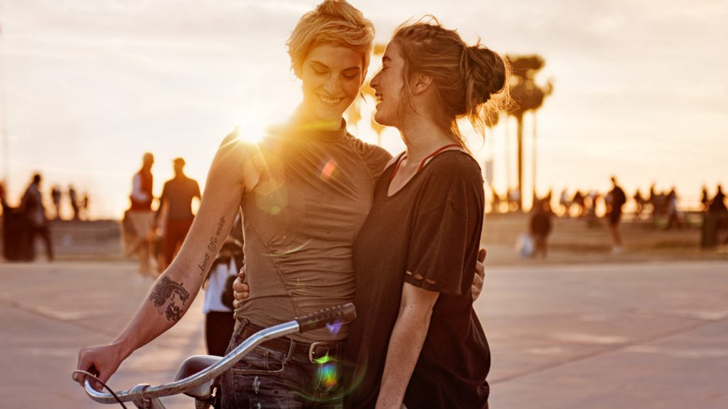 Donne omosessuali e orgasmi più frequenti