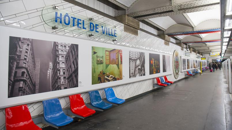 A Parigi la mostra è in metro con Magnum Photos