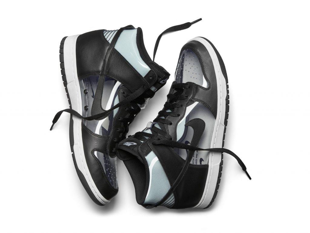 NikeLab Dunk Hi x COMME DES GARÇONS_2
