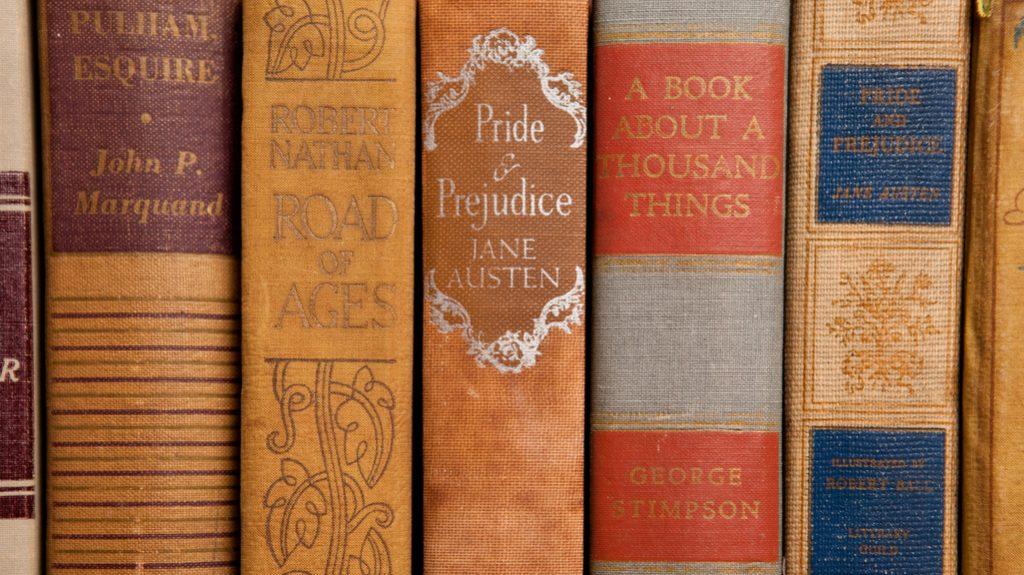 Orgoglio e Pregiudizio, eroi romantici