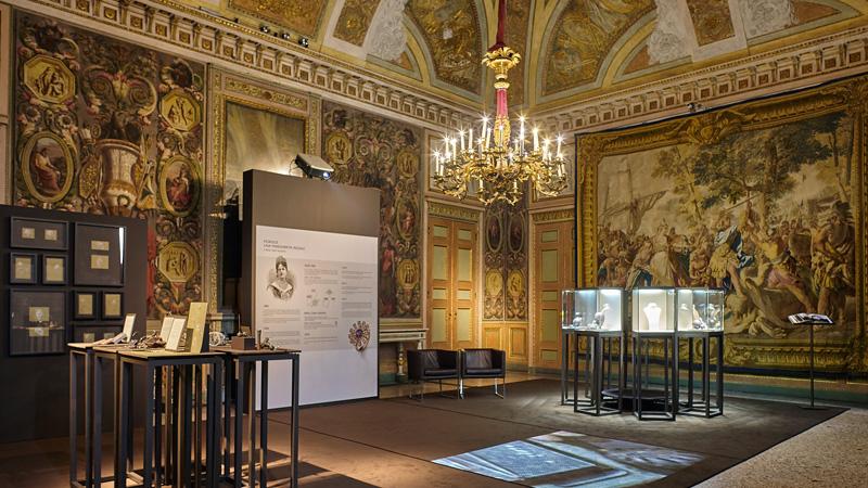 Damiani: l'alta gioielleria attende a Palazzo Reale