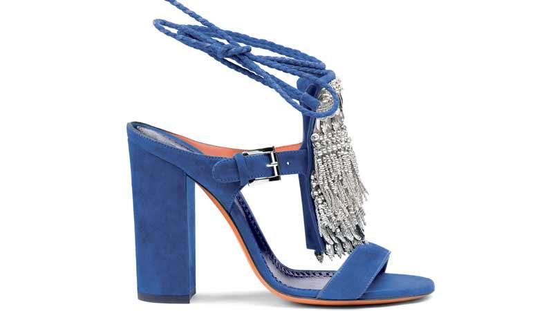 Sandali artigianali Santoni