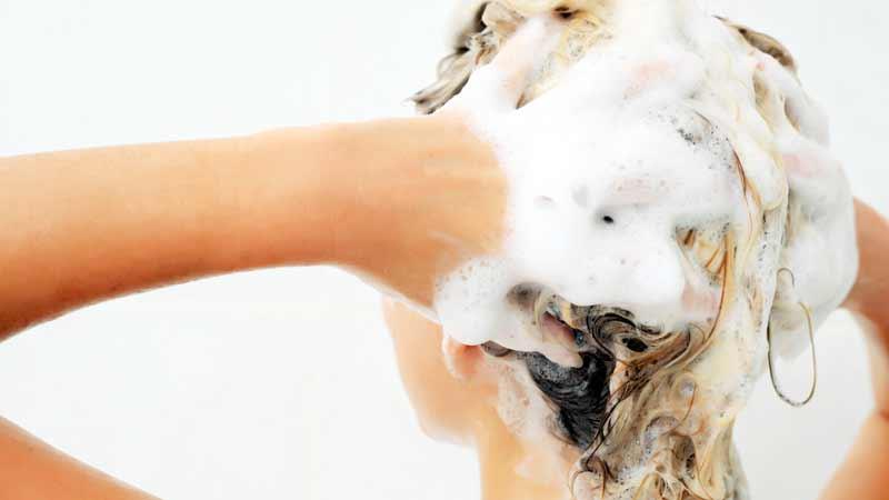 Capelli forti, shampoo