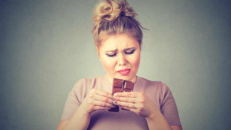 Allarme salute, stress da cibo