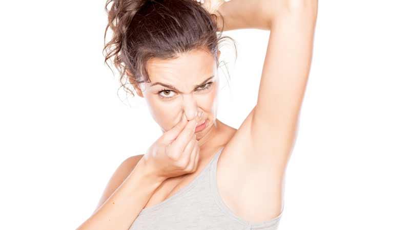 Cattivi odori: quando il sudore diventa un'arma vincente