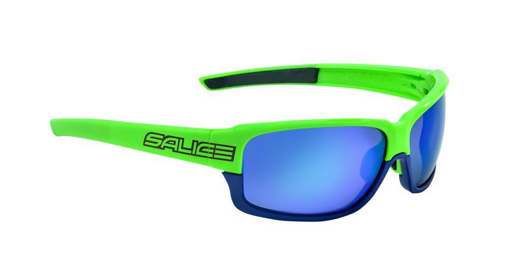 Il modello 017 di Salice nella colorazione verde blu