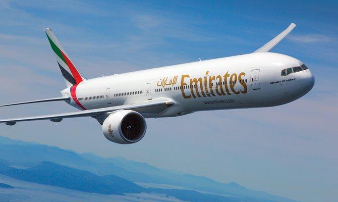 Aeromobile Emirates, compagnia migliore del mondo secondo TripAdvisor