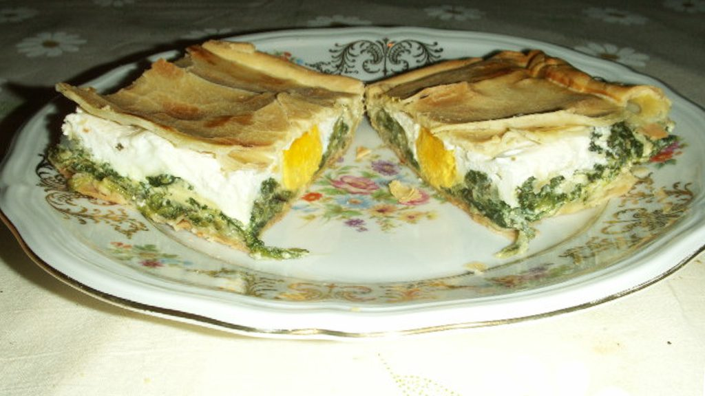 """Torta Pasqualina: tradizione """"con sorpresa"""""""