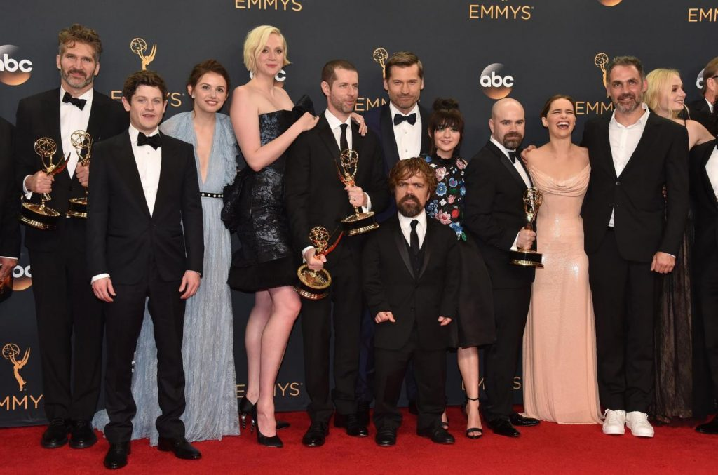 Gli attori di Game of Thrones al naturale