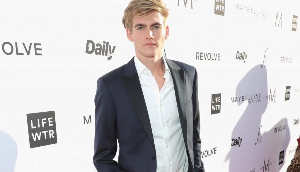 Honoree Presley Gerber al Daily Front Row's 3rd Annual Fashion Los Angeles Awards. (Photo by Neilson Barnard/Getty Images)
