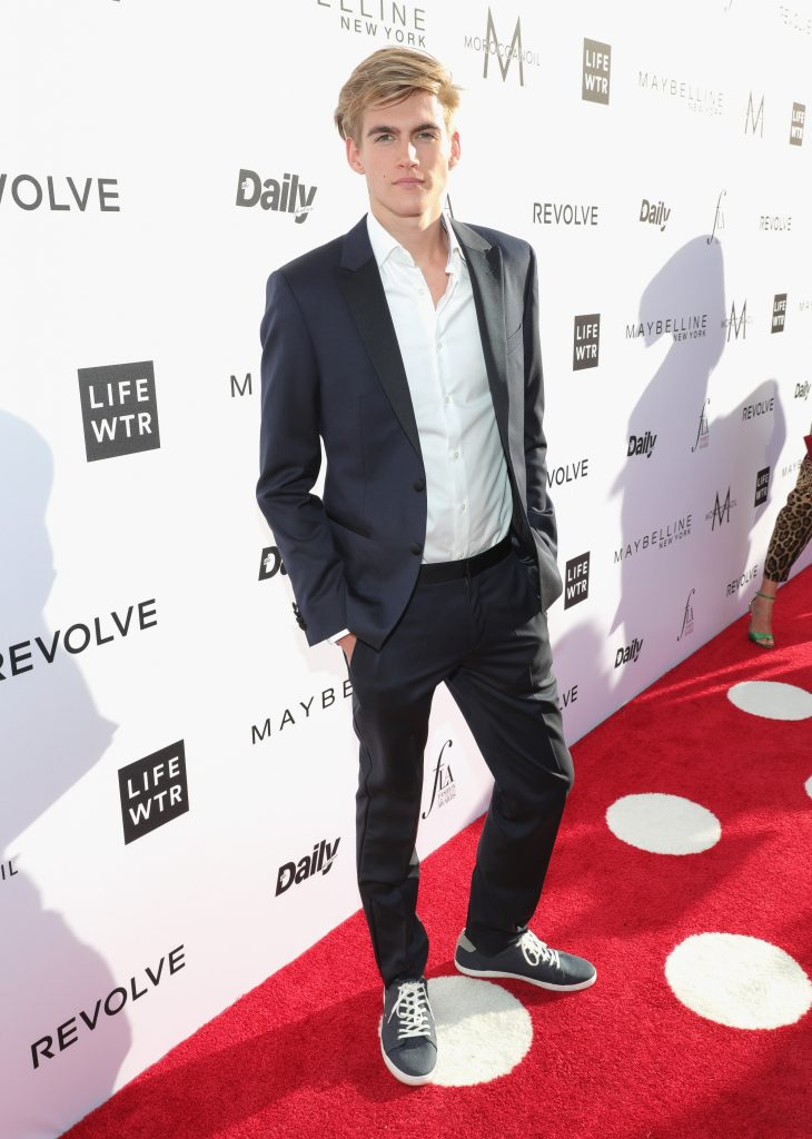 WEST HOLLYWOOD, CA - APRIL 02: Honoree Presley Gerber attends the Daily Front Row's 3rd Annual Fashion Los Angeles Awards at Sunset Tower Hotel on April 2, 2017 in West Hollywood, California. (Photo by Neilson Barnard/Getty Images)