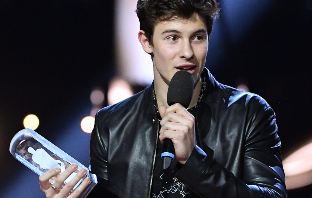 Shawn Mendes (Photo by George Pimentel/Getty Images)