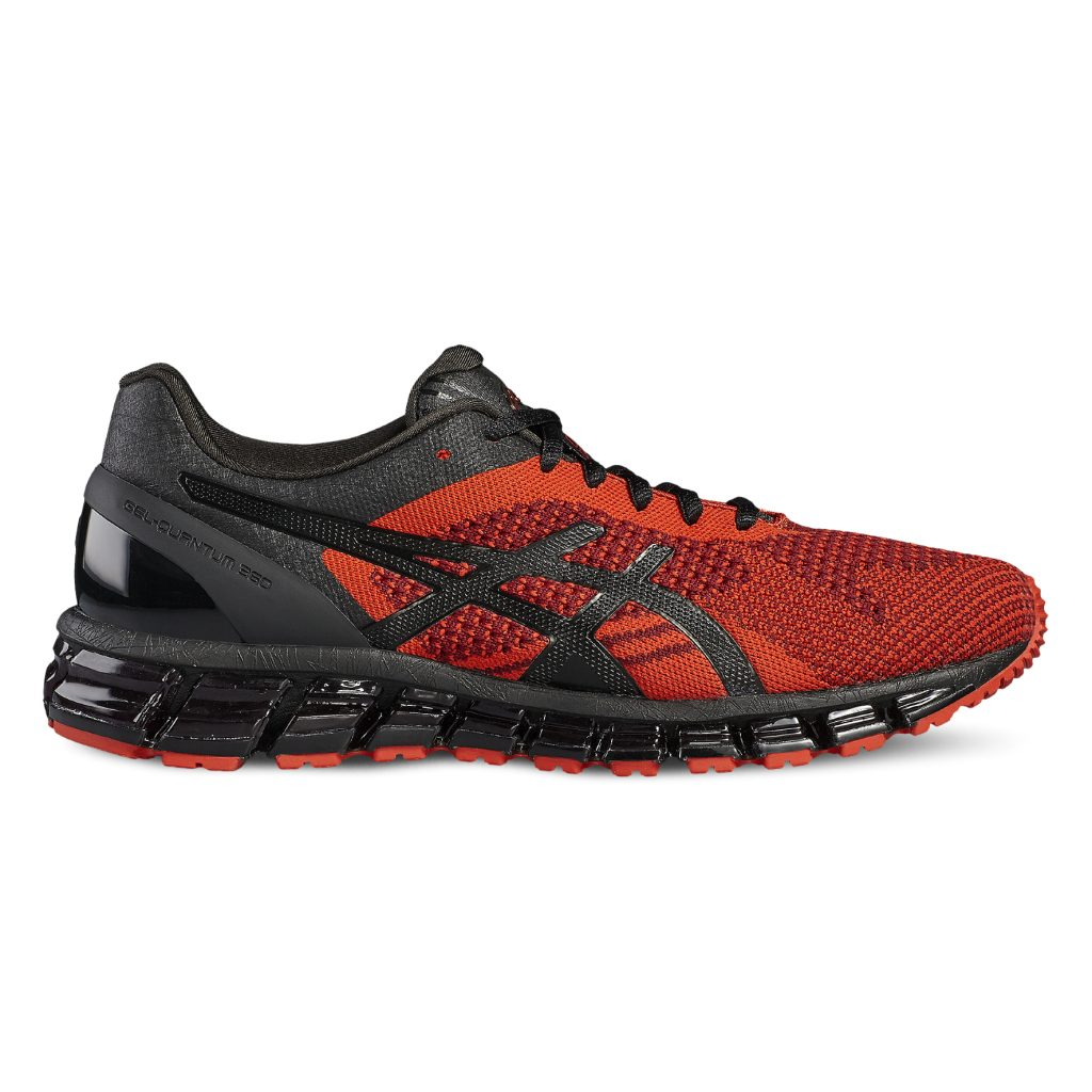 Sneaker per il running: Asics introduce la tomaia knit per la nuova Gel Quantum 360