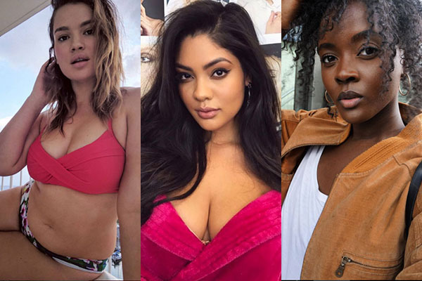 33 modelle curvy da seguire su Instagram adesso