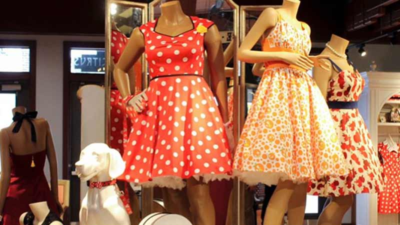 Disney apre The Dress Shop, ispirato alle fiabe