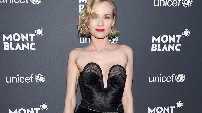Diane Kruger, bellezza europea a Hollywood