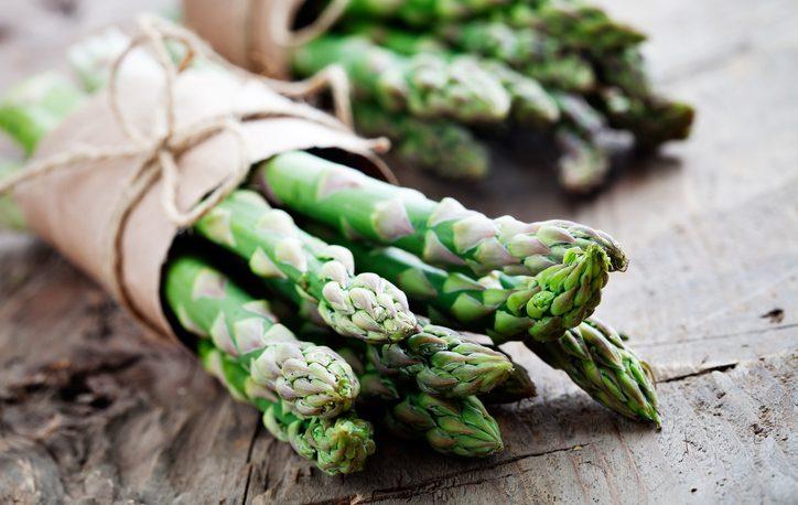 Pasta agli asparagi cremosi: ingredienti