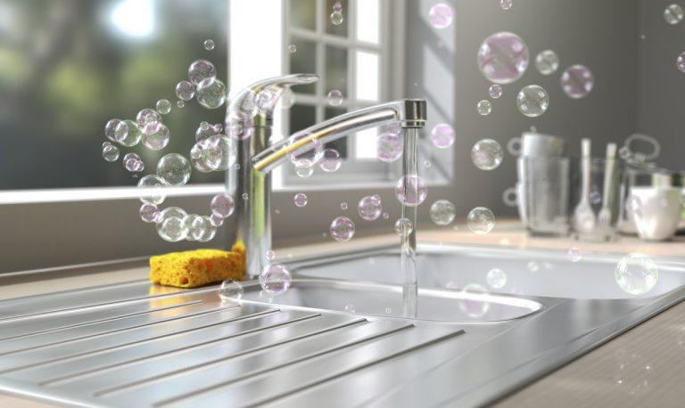 lavello della cucina